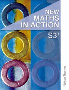 Cover for New Maths in Action S3/1 Student Book