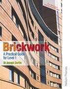 Cover for Brickwork: A Practical Guide for NVQ Level 1