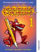 Cover for Igniting Writing 1 Non-Fiction and Fiction Writing for 7-11 years