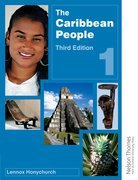 Cover for The Caribbean People Book 1 - 3rd Edition