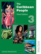 Cover for The Caribbean People Book 3 - 3rd Edition