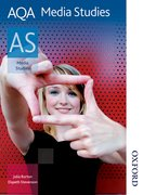 Cover for AQA Media Studies AS
