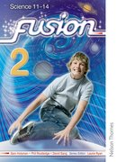 Cover for Fusion 2 Pupil Book