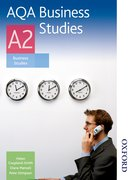 Cover for AQA Business Studies A2