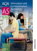 Cover for AQA Information and Communication Technology AS