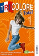 Cover for Tricolore Total 1 Student Book