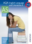 Cover for AQA English Language and Literature A AS