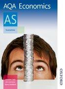 Cover for AQA Economics AS
