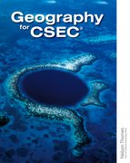 Cover for Geography for CSEC