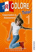 Cover for Tricolore Total 1 Copymasters and Assessment