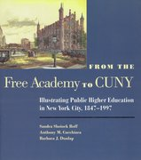 Cover for From the Free Academy to Cuny
