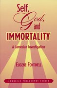 Cover for Self, God and Immortality