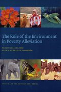 Cover for The Role of the Environment in Poverty Alleviation