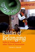 Cover for Riddles of Belonging