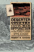 Cover for Deserter Country