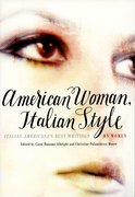 Cover for American Woman, Italian Style