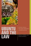 Cover for uBuntu and the Law