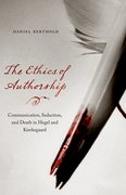 Cover for The Ethics of Authorship