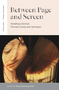 Cover for Between Page and Screen