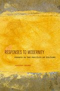 Cover for Responses to Modernity