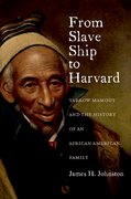 Cover for From Slave Ship to Harvard