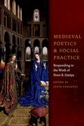 Cover for Medieval Poetics and Social Practice