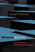 Cover for Witnessing Witnessing