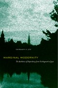 Cover for Marginal Modernity