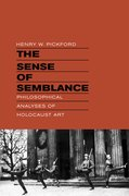 Cover for The Sense of Semblance