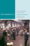 Cover for Documentality