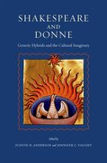 Cover for Shakespeare and Donne