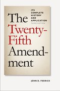 Cover for The Twenty-Fifth Amendment