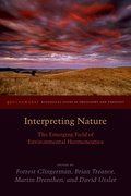 Cover for Interpreting Nature