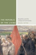 Cover for The Republic of the Living