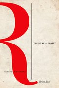Cover for The Rilke Alphabet