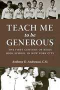 Cover for Teach Me to Be Generous