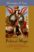 Cover for Political Magic
