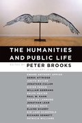Cover for The Humanities and Public Life