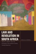 Cover for Law and Revolution in South Africa