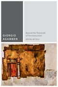 Cover for Giorgio Agamben