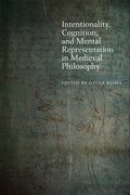 Cover for Intentionality, Cognition, and Mental Representation in Medieval Philosophy