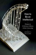 Cover for How to Be an Intellectual