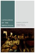 Cover for Categories of the Impolitical