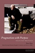 Cover for Pragmatism with Purpose