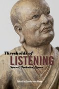 Cover for Thresholds of Listening