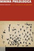Cover for Minima Philologica