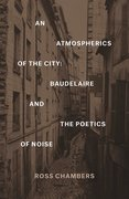 Cover for An Atmospherics of the City