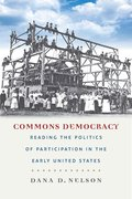 Cover for Commons Democracy