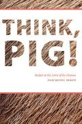 Cover for Think, Pig!