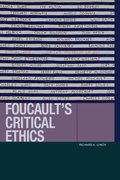 Cover for Foucault